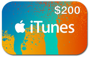 iTunes Gift Cards - cards4ever com